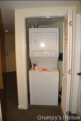 Washer & Dryer in Saratoga Springs Resort 1 Bedroom