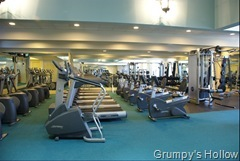 Saratoga Springs Resort Exercise Room