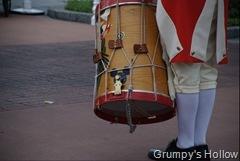 Snare Drum...Fife & Drum Corp (American Adventure)