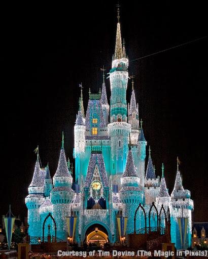 Cinderella's Castle - Magic Kingdom, Walt Disney World Added 4/5/2004