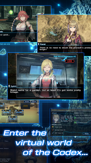 Guardian Codex- screenshot thumbnail