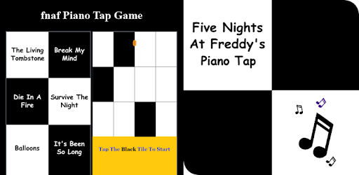 Piano Tap - fnaf - Apps on Google Play