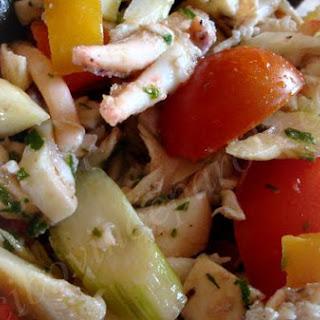 Cuttlefish Salad