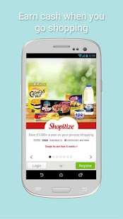 Shopitize - Supermarket Offers- screenshot thumbnail