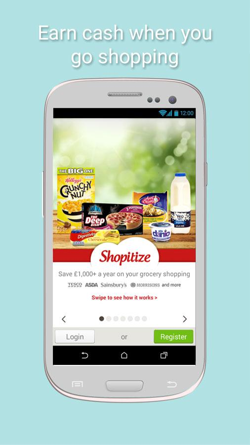 Shopitize - Supermarket Offers- screenshot