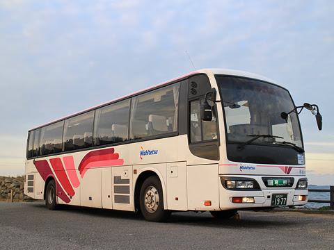 西鉄「フェニックス号」 6016 波戸岬にて