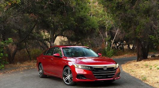 Honda Fegimotor anuncia importantes mejoras en el Accord