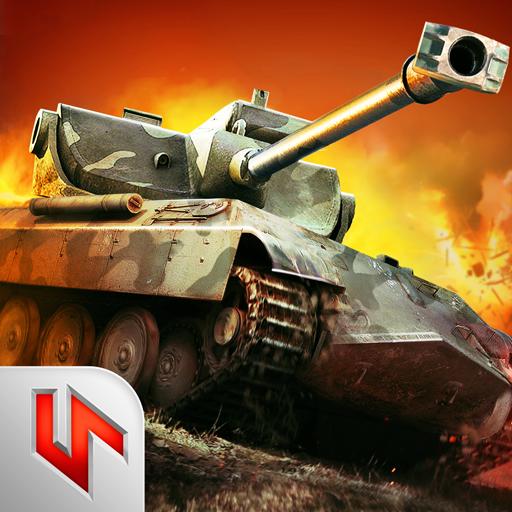 Final Assault Tank Blitz - Armed Tank Games