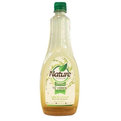 te nature verde libre de azucar 1.2litros