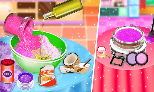 Makeup kit - Homemade makeup games for girls 2020 screenshots 4