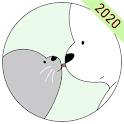Cute Bear Stickers WAStickerApps icon
