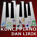 Kunci Piano dan Lirik Offline icon