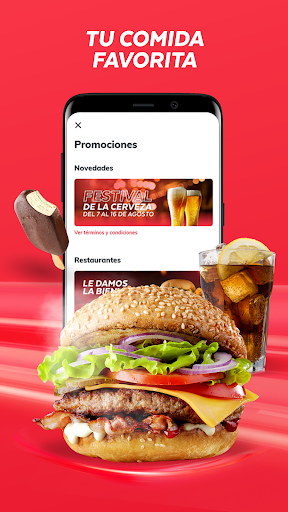 Appetito24 - Tu Delivery en Minutos 4.15.4.2 Screenshots 2
