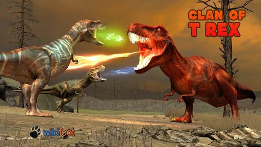 Clan of T-Rex screenshot 1