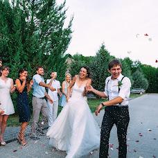 Wedding photographer Anna Sergeenko (anhenfeo). Photo of 14.10.2017