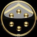 Smart Launcher theme b. gold icon