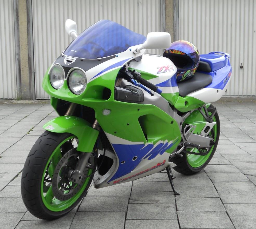 Kawasaki ZX 7 R Ninja-manual-taller-despiece-mecanica