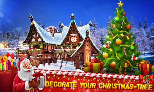 Santa Christmas Escape - The Frozen Sleigh  screenshots 13
