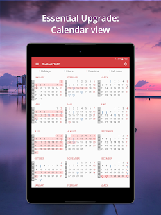 App Holidays and Vacations APK for Windows Phone