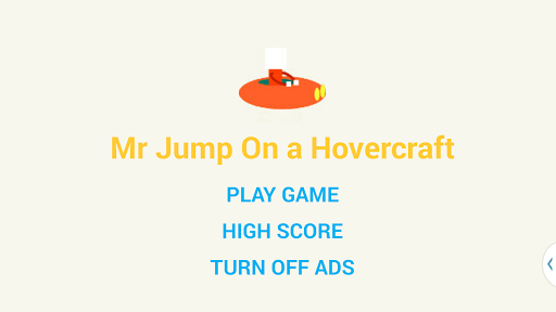 Mr Jump 2 - Hovercraft Edition