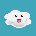 Weatheristic: Weather posts, forecasts, & map icon