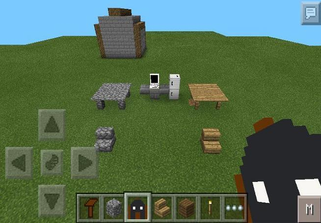 android Furniture Decor MODS For MCPE Screenshot 1
