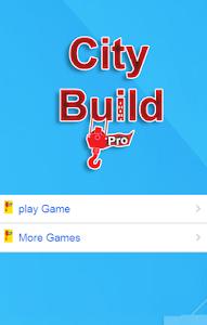 City Build Pro screenshot 0
