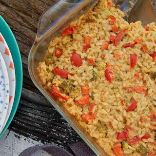 Brown Rice Casserole [Vegan]