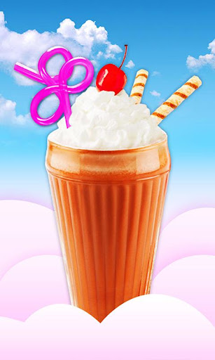 Summer Milkshake Maker Game