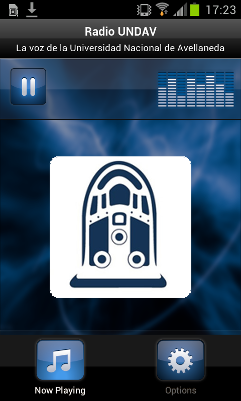 Radio UNDAV- screenshot