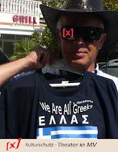 "Photo: Kulturschutz ""We Are All Greeks"""