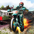 Bike Rider 3D : Subway Train Rush Game 2019 apk