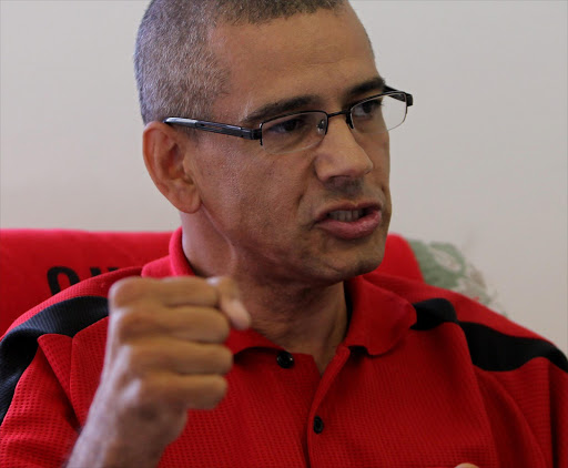 Cosatu deputy parliamentary office co-ordinator Tony Ehrenreich. Picture: THE TIMES