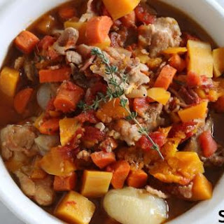 One-pot Hearty Beer-infused Chicken Stew