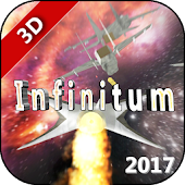 Infinitum - 3D space game 2017