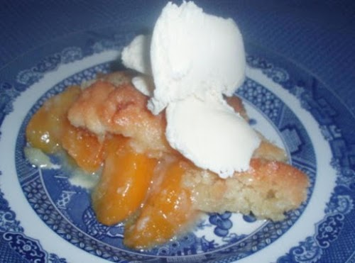 "Peach Cobbler ""This is the best and easiest cobbler I've ever made...."
