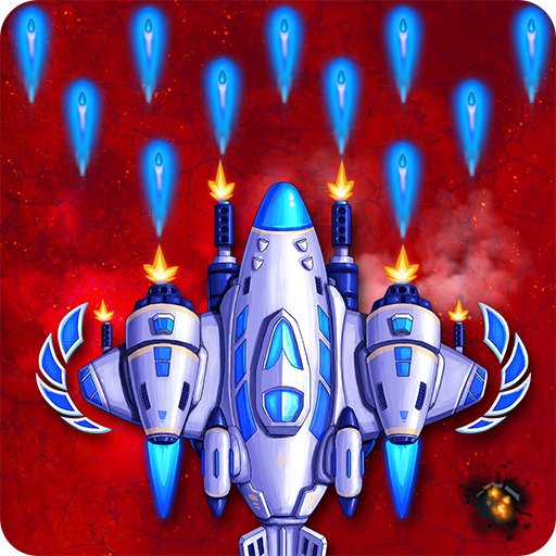 Space X: Sky Wars of Air Force APK Cracked Download