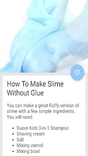 How to make slime at home app report on mobile action screenshot for how to make slime at home in new zealand play store ccuart Gallery