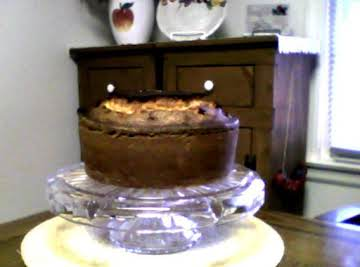 The BEST Sour Cream Pound Cake