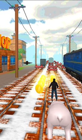 Skating Subway Surfers 1.0.1.5 screenshot 485250