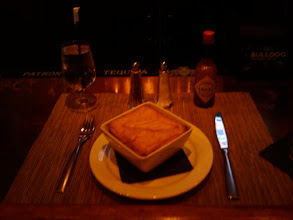 Photo: Tucking Into a Chicken Pot Pie at Lily's Bar