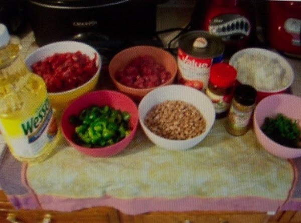 Rinse beans.Place in a large bowl add enough water to cover them by 2...