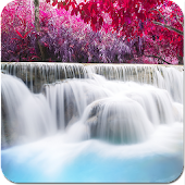 Waterfall live wallpaper real