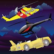 Motu patlu helicopter