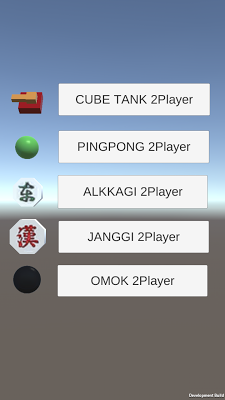 miniGame for 2Players - screenshot