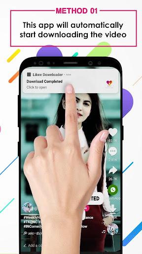 Video Downloader for Likee screenshot 3