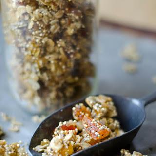 Tropical Quinoa Granola