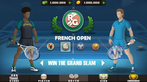 Tennis Stars  screenshots 5