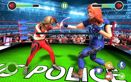 BodyBuilder Ring Fighting Club: Wrestling Games 1.1 screenshots 15