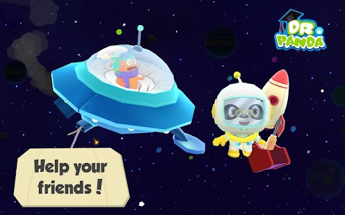 Dr. Panda in Space- screenshot thumbnail
